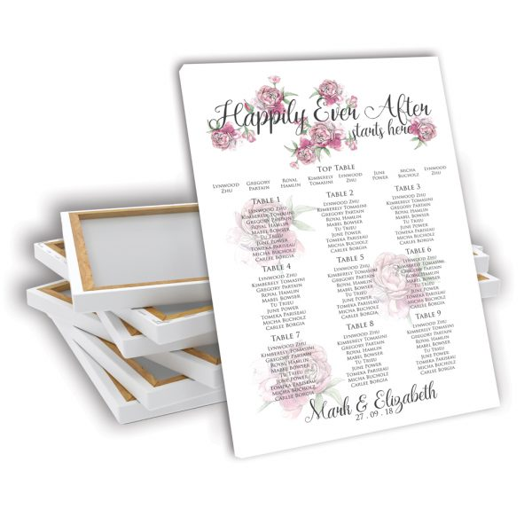 Romantic Rose Wedding Stationery